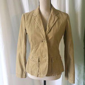 Boden corduroy jacket Sz 10
